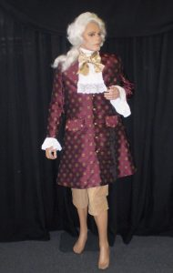Male Baroque or Renaissancecostume