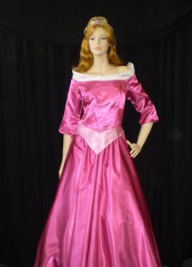 Sleeping Beauty Disney princess costume