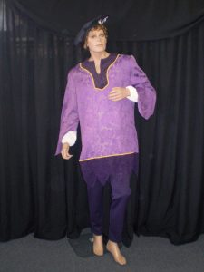Renassance Prince costume