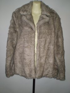 Light Brown fur coat