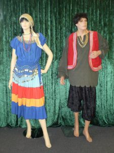 Male and Female Gypsies