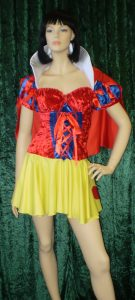 Short Snow White costume