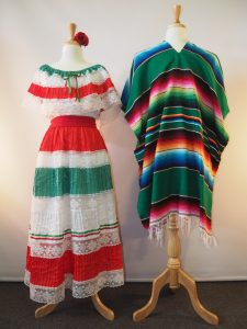 Traditional Mexican costumes