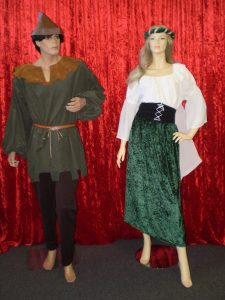 Robin Hood & Maid Marion costume