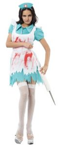Halloween Zombie Nurses costume