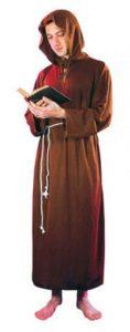 Monk costume to buy