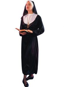 Nun costume to buy