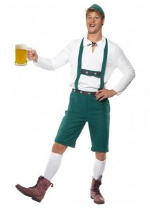 Male Octoberfest costume to buy