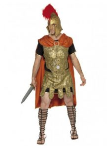 Roman soldier tunic style costume