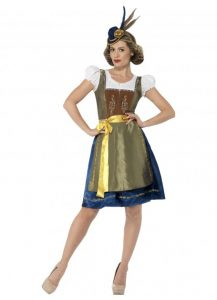 Traditional Bavarian costume