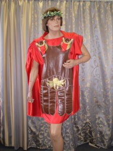Roman Costumes - Red Centurion