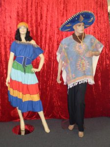 Mexican costumes