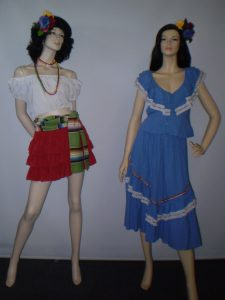 Mexican costumes for women