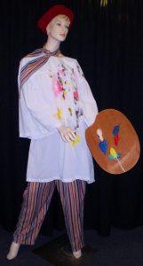 Artist costume