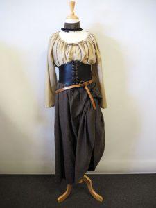 Steampunk Women's costume combination