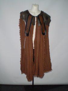 Barbarian or Viking cape