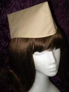 1940's style military hat