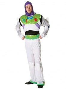 Buzz lightyear costume from Toystory