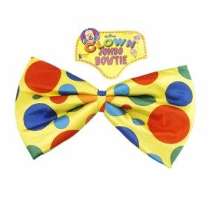 JUmbo squirting clown bowtie
