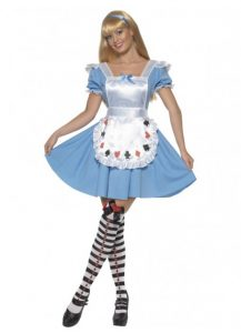 Alice inspired costume