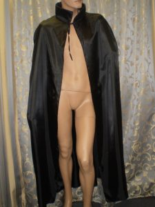 Long black cape to buy