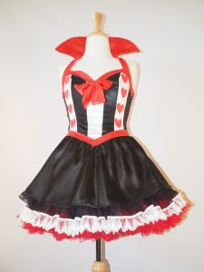 Alice in Wonderland costumes-Queen of Hearts
