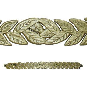 Roman leaf headband
