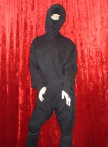 Ninja costume or Uniform. Costumes starting with N. Sydney