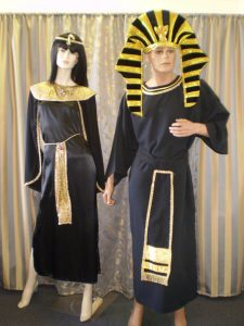 Ancient Egyptian Pharaoh costumes