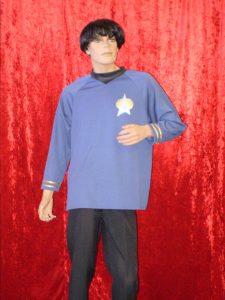 Vulcan costume