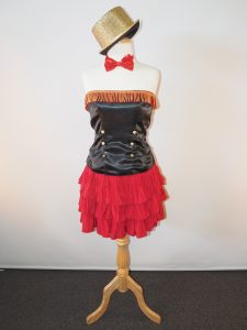 Girl Ringmaster costume