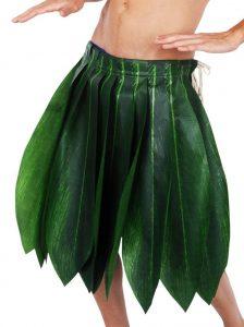 Palm leaf skirt