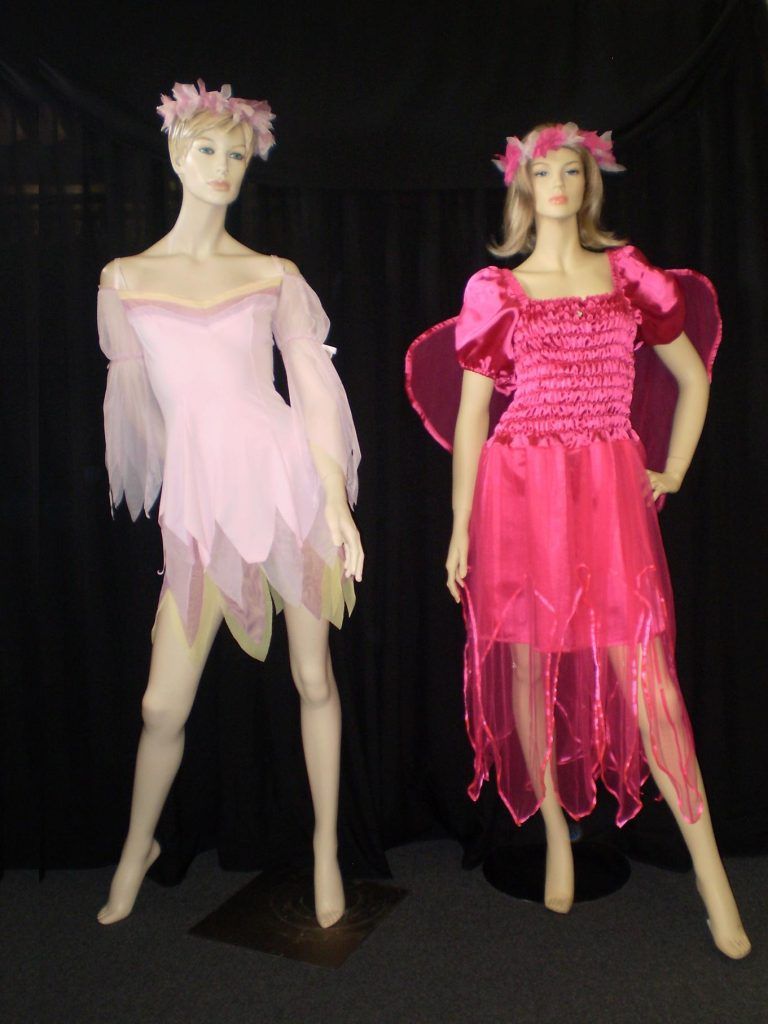 Adult Fairy costumes in pink