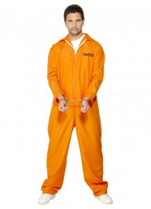 Orange prisoner jumpsuit to buy
