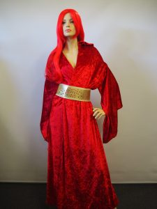 Red Woman Game of Thrones costume