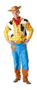 Woody costume from Toy Story