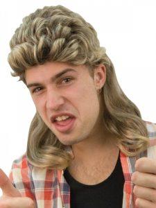 Mullet wig to buy