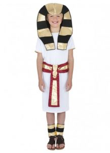 Childs Egyptian Pharoah costume