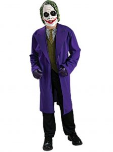 Kids Joker costume to buy