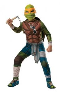Childs Teenage Mutant Ninja Turtle costume