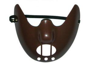 Hannibal Lecter restrain mask