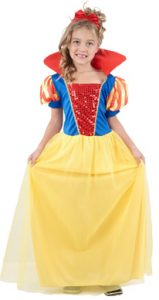 Child's Snow White style dress