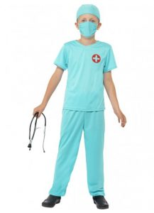 Childs surgeon or Doctor costume