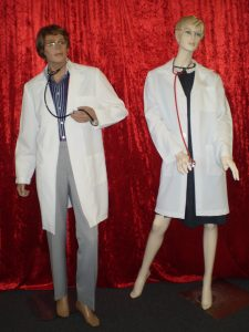 Doctors costumes with Lab coats