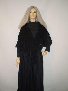Grandma Addams costume