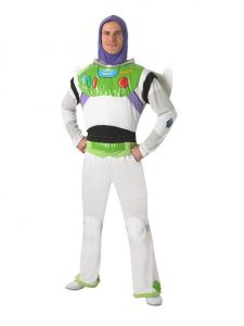 Adults Buzz Lightyear costume from Toystory