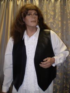 Meatloaf costume