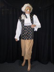 Male Baroque costume