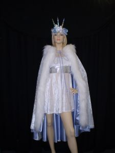 Snow Queen Winter wonderland costume