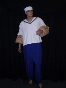 Popeye costume to buy
